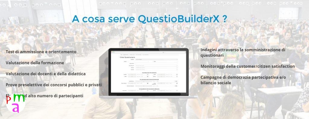 Un software per creare sondaggi: QbX